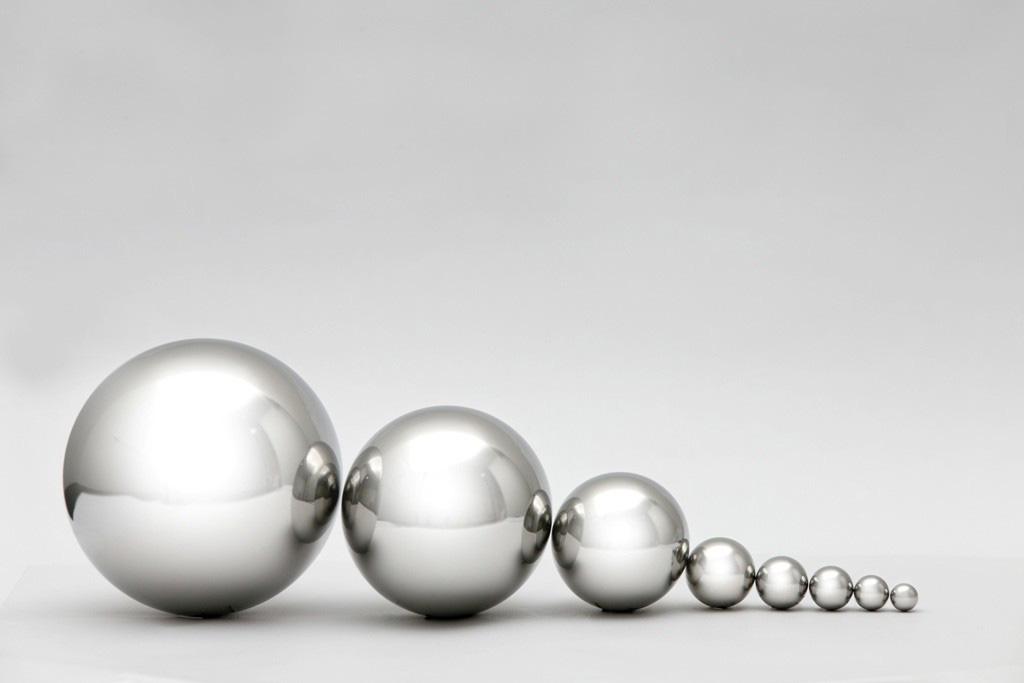 Distribuidores de esferas