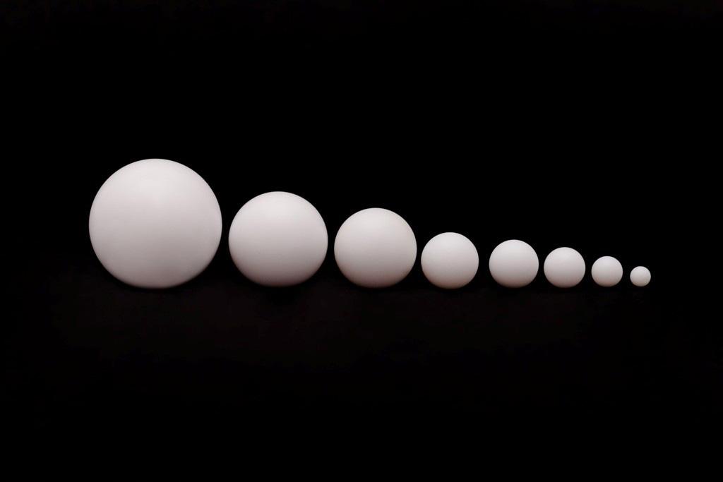 Esfera de teflon