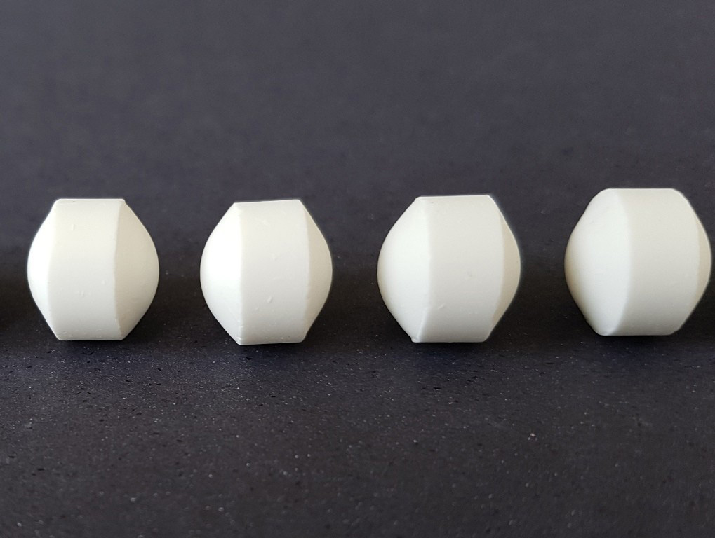 Esferas de alta alumina