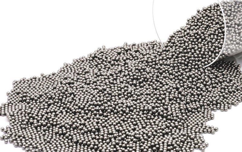 Esferas para braille