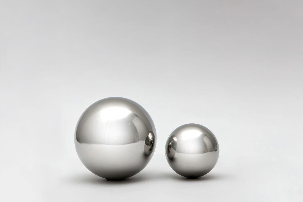 Esferas de tungstênio