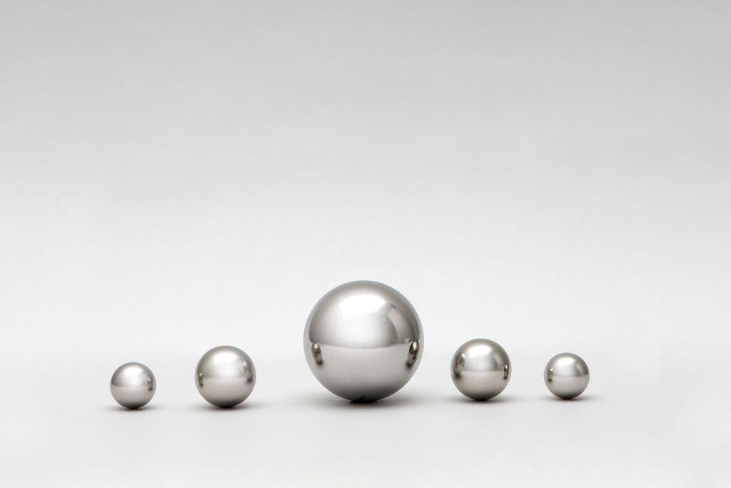 Esfera de Aço
