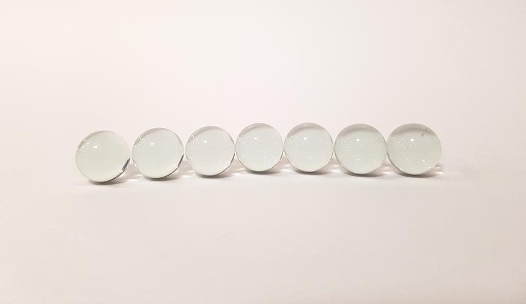 Esfera Vidro Precisão