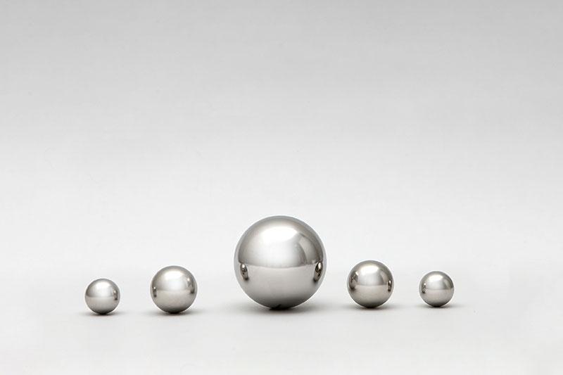 Esferas de Metal duro (tungstênio)