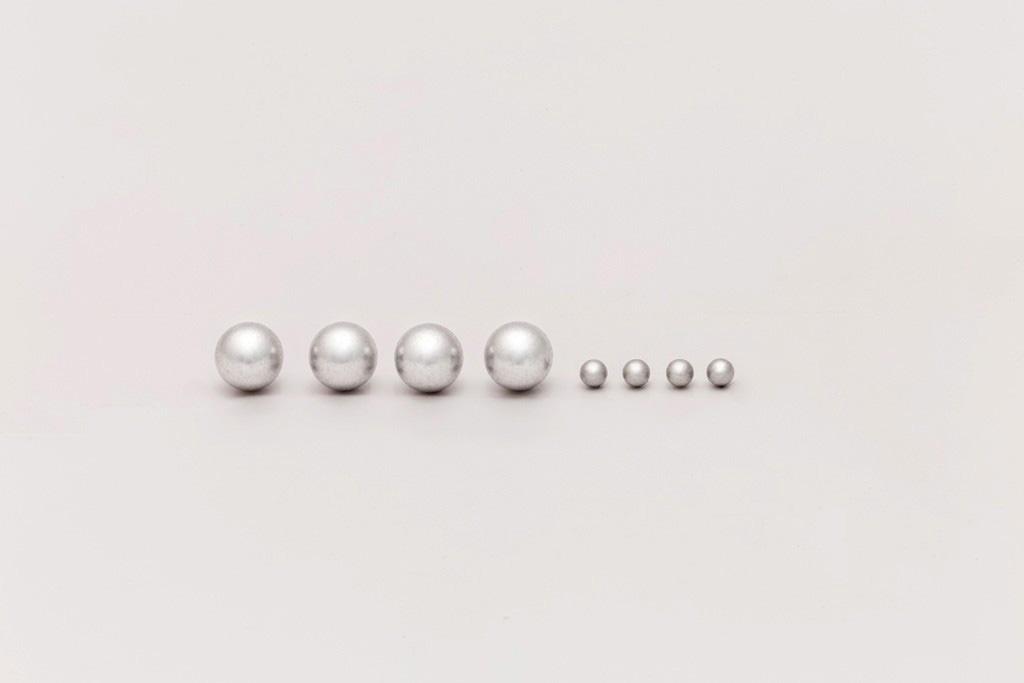 Esfera de alumínio