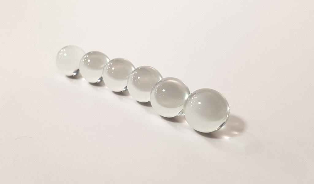 Esfera de vidro
