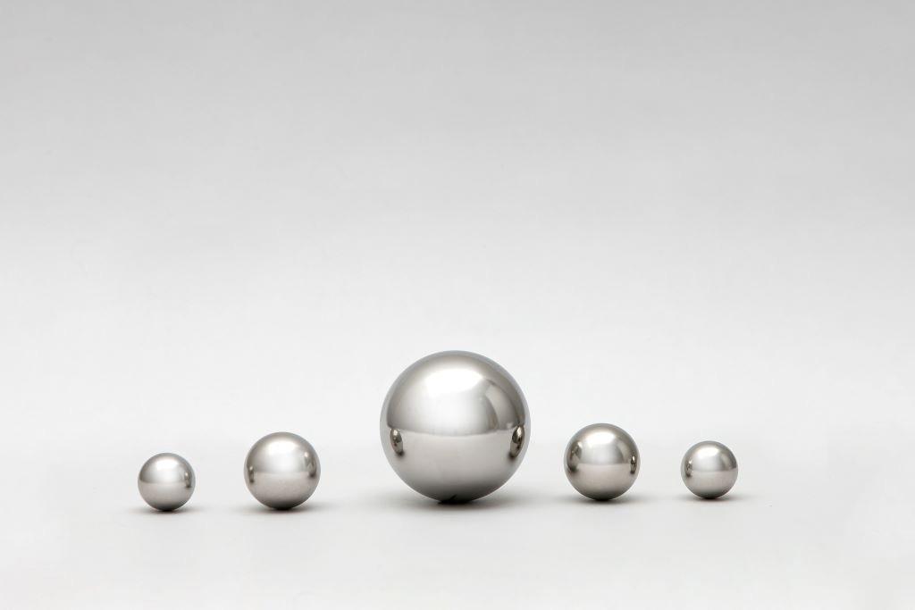 Esferas de aço para rolamentos