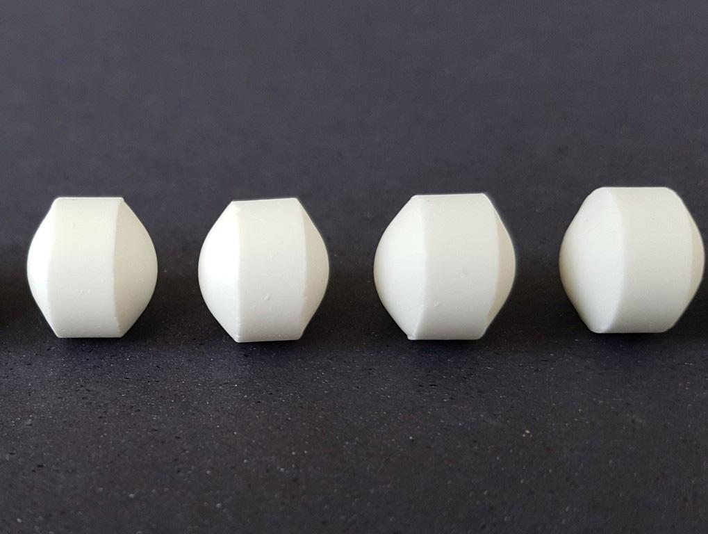 Esferas de alumina