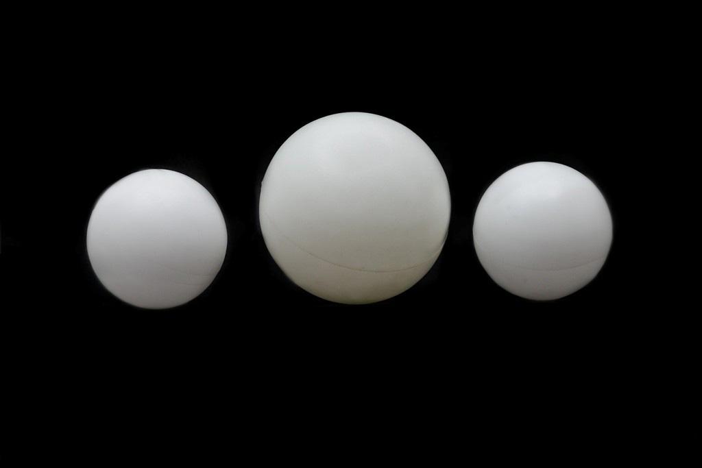 Esferas de polipropileno