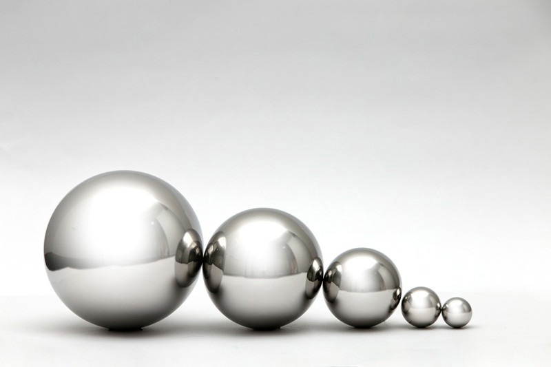 Loja de esferas de aço