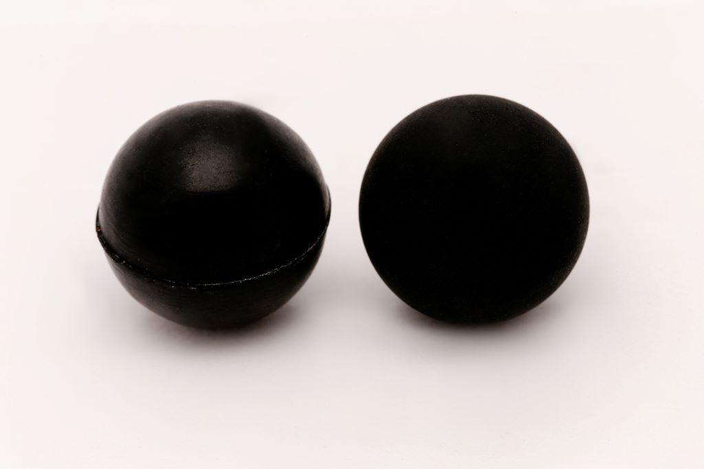 Esferas de Borracha