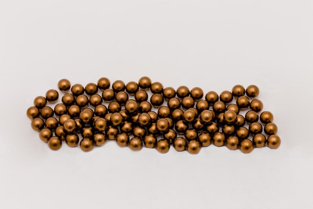 Esferas de Materiais não Ferrosos
