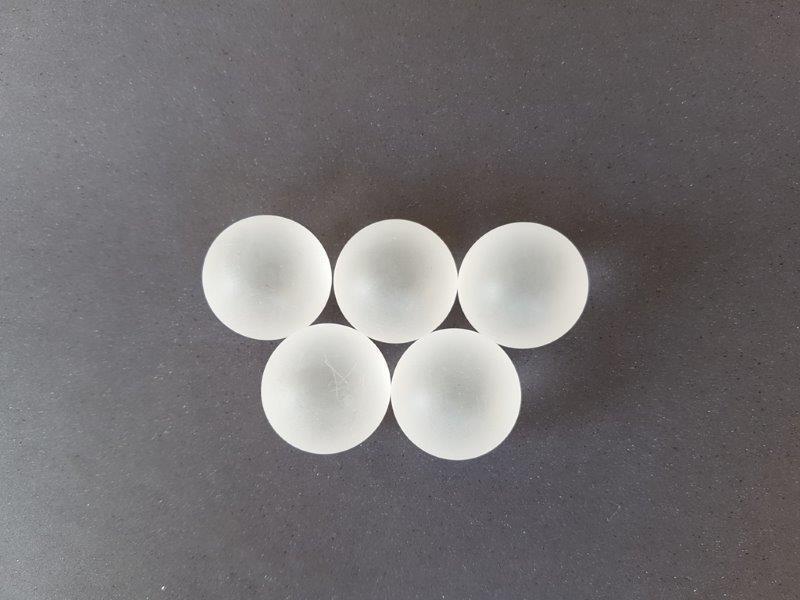 Esferas de Vidro
