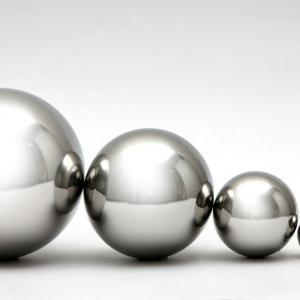 Esfera aço inox 304
