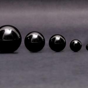 Esferas de nitreto de silício