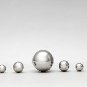 Esferas de aço carbono